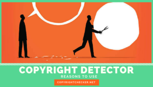 copyright detector and copyright checker